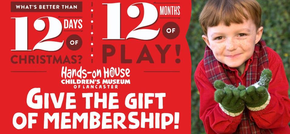 Membership for Christmas